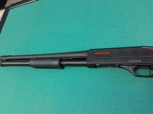 Brokova pumpa X super Winchester ráže 12  High Capacity